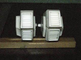 スラスター制御板