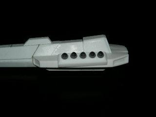 ミサイルポッド装備