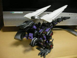 高機動型ジェノザウラー