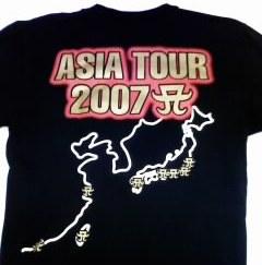 ツアーTシャツ!!