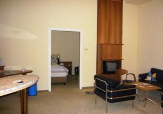 ウィーンで泊まったホテルの部屋(スィート)
