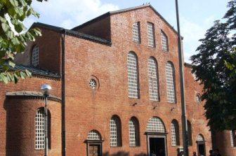 首都ソフィアの名前の由来となった教会
