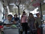 070819 富士登山 バス2