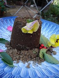ユウの作ったドロケーキ