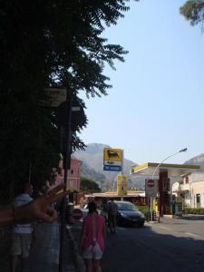 タオルミナの風景①