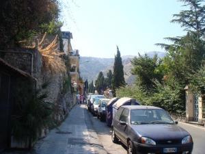 タオルミナの風景②