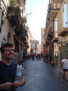 タオルミナの風景③