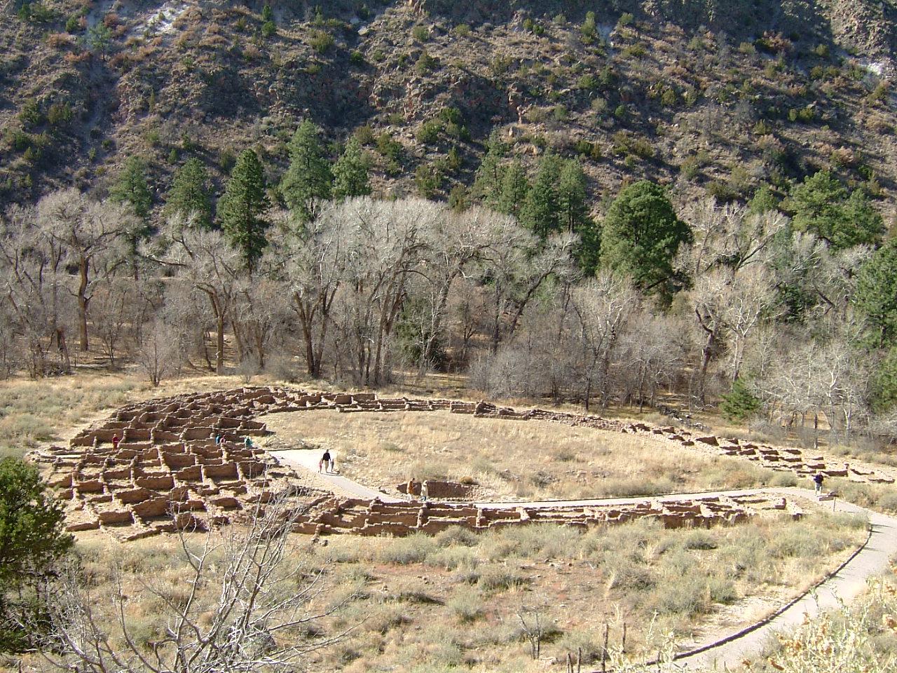 Pueblo Ruin