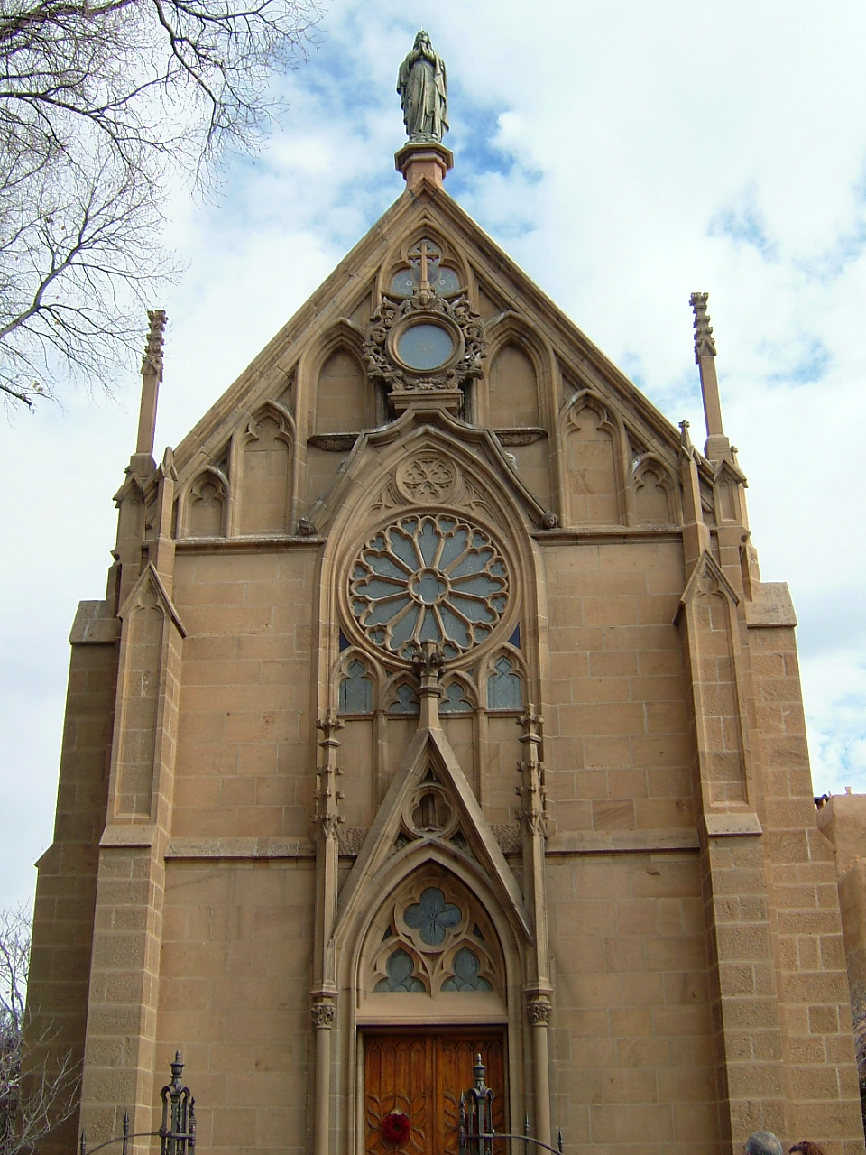 Loretto Chapel