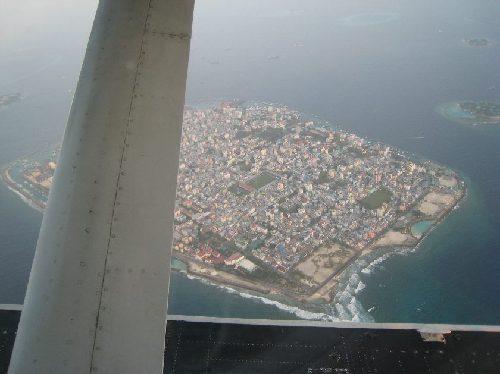 モルディブの首都、マーレ