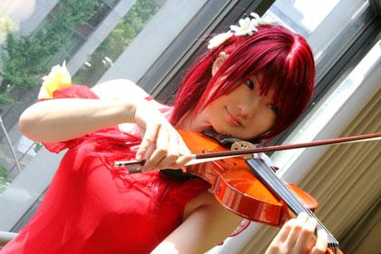 日野香穂子(セレ衣装)4