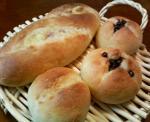 今日のパン達♪
