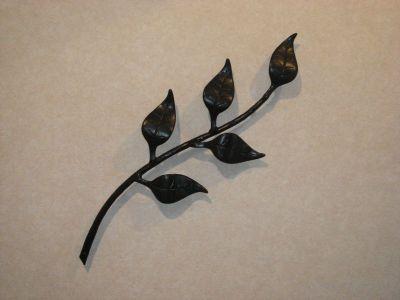 葉っぱ妻飾りサンプル