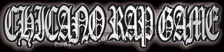 CHICANO RAP Logo