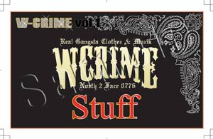 W-CRIME VOL1 stuff
