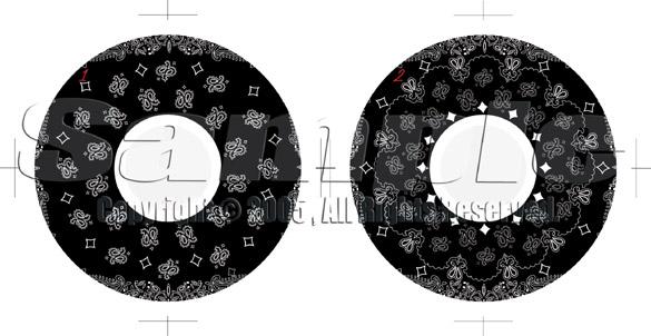 CDジャケット 1 レーベル(盤面)