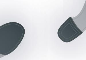 illust 足跡 Footprint2