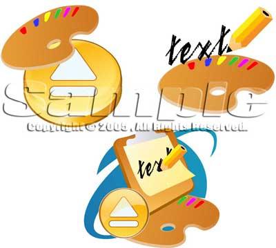 illust_ソフトイメージ(exe ICON)