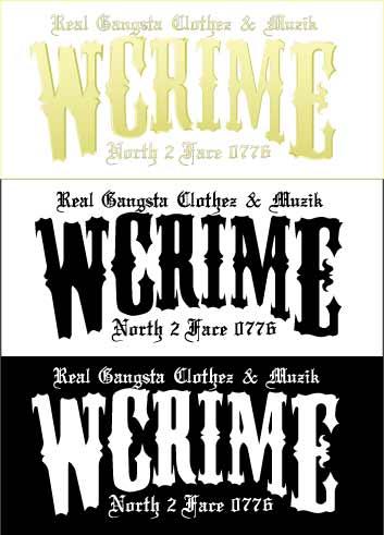 WCRIME Logo