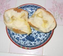 チーズパン わってみたぁ~
