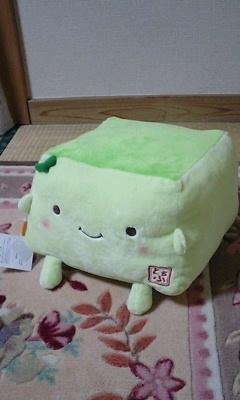 豆腐クッション