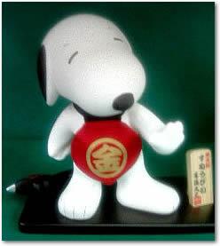 白ビーグル犬
