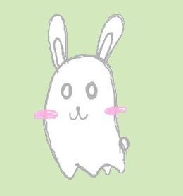 ウサギだよ
