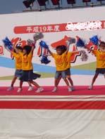 長女ダンス