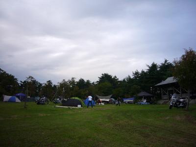 アッスルミーティング in 鳥海高原花立牧場