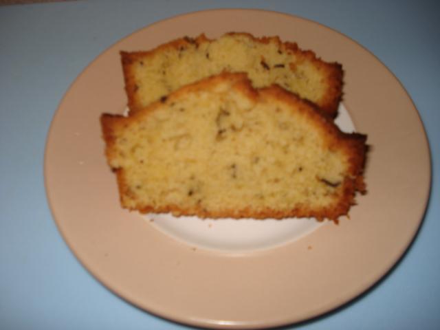 紅茶ケーキ