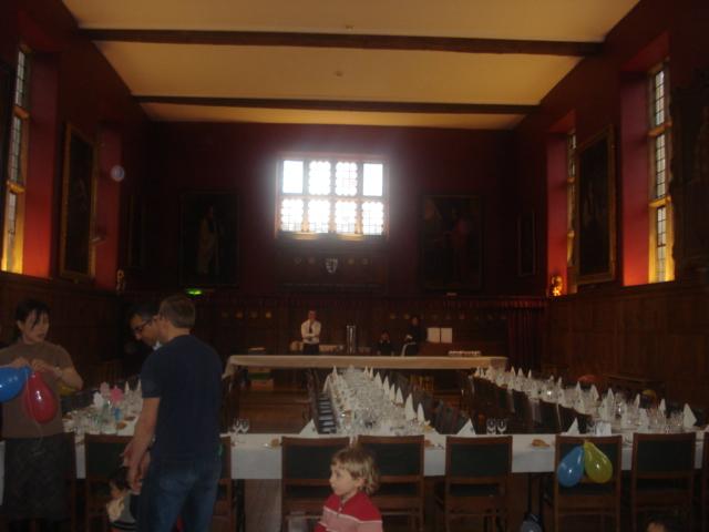 emanuel college Hall