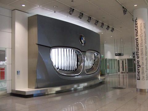 BMWの広告