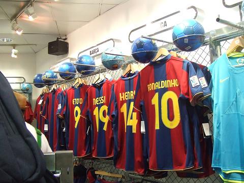 バルセロナと言えば。。。