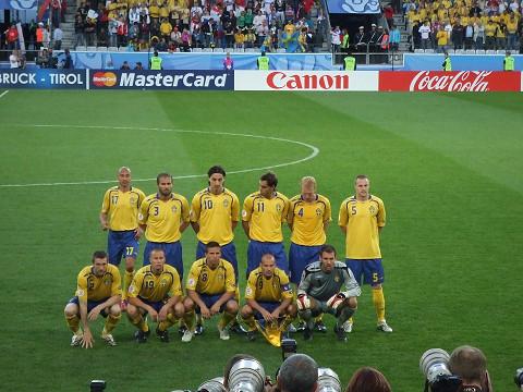 スウェーデンチーム