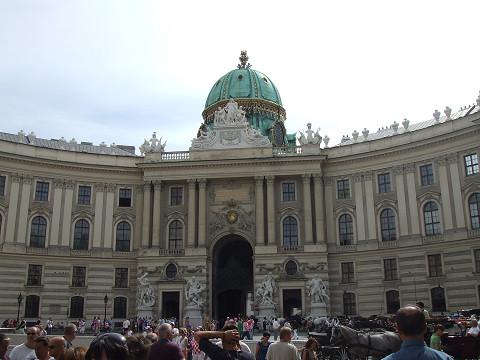 ヨーロッパ!!ってな建物