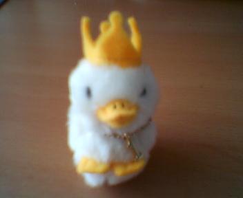 No.1 duck