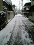 白い足跡1
