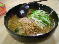池袋東武 銀波露 醤油ラーメン 2007・09・22