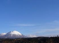 白雪・静かなる大山