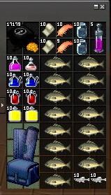 見ろ!魚までゴミのようだ…!orz