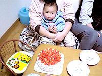 甥っ子2号の誕生日♪