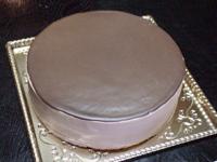 森三の特注ケーキ