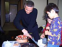 森三ケーキ