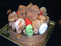 還暦祝い特製ケーキ♪
