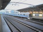 小田急さる駅にて@携帯