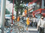 夏祭りパンフ売り初日のアキバ