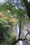 宇嶺の滝。