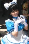kumiさん@オリジナルメイド。