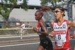 世界陸上2007女子マラソン