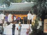 伊奴神社・拝殿